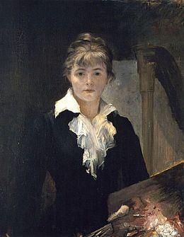 Marie Bashkirtseff,   11 novembre 1858 - 31 octobre 1884, est une diariste, peintre et sculptrice d'origine ukrainienne.