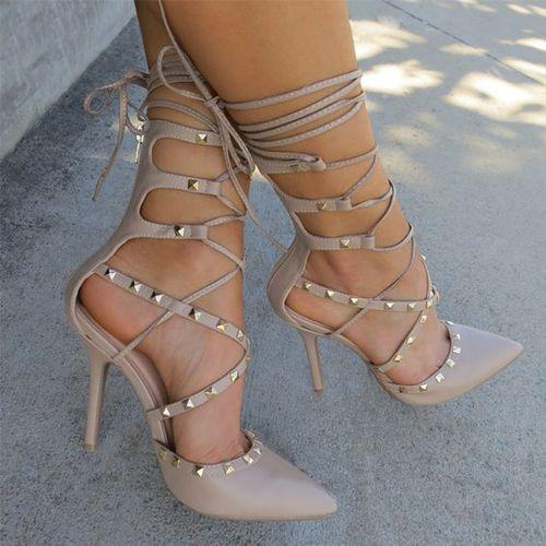 beauty, fashion, and heels image