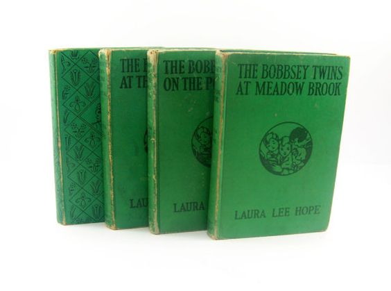 Vintage Bobbsey Twins 1940's Laura Lee Hope by FineLineTreasures, $24.00