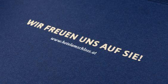 HUNGRY / Hotel am Schloss / Branding