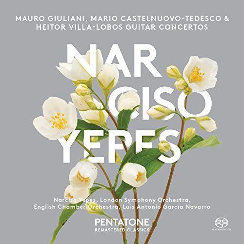 Narciso Yepes - Shostakovich: Guitar Concertos