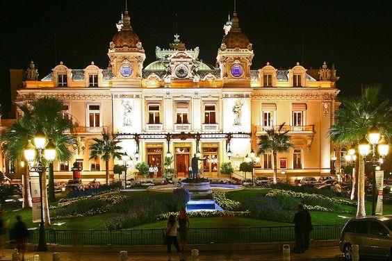 Monte Carlo Casino, Monte Carlo, Monaco by tylerdurden1