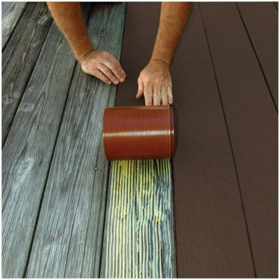 Profekt deck strip tobacco barn outdoor flooring for Outdoor floor covering ideas