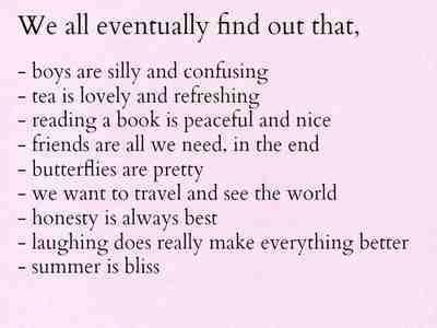 We All Eventually Find Oit