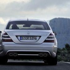 Mercedes-Benz S 63 L AMG