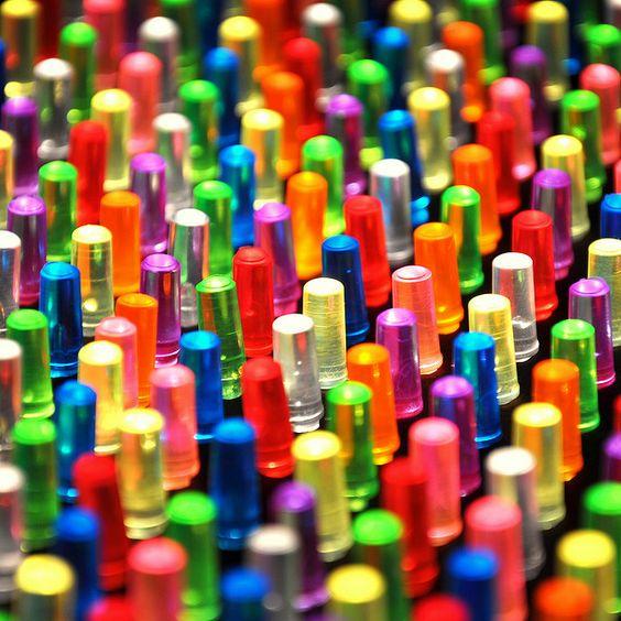 Lite Brite Square by zbtwells on Flickr