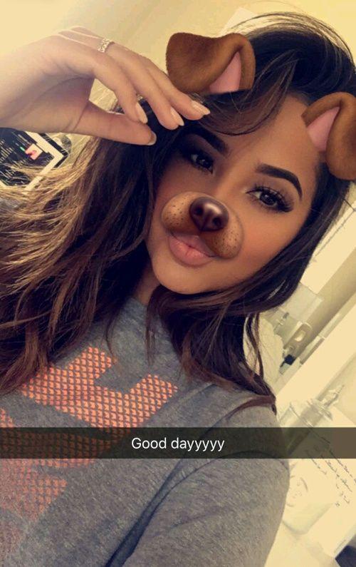 Imagem de latina, makeup, and snapchat