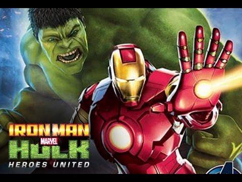 Iron Man & Hulk  Heroes United | Dibujos animados en español completos