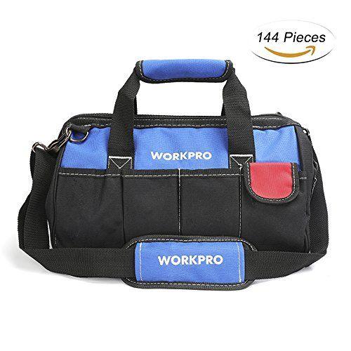 Case Of 144 Workpro 14 Bags Bag Storage Gym Bag