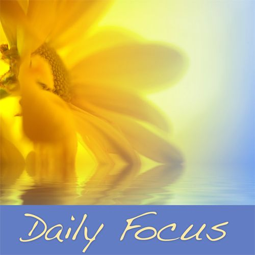 Daily Focus guided meditation on sale for a few days only: $1.98 download instead of $6.49!
