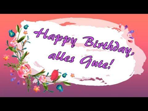 Geburtstagsvideo Grusse Whatsapp Geburtstagsgrusse Kostenlos