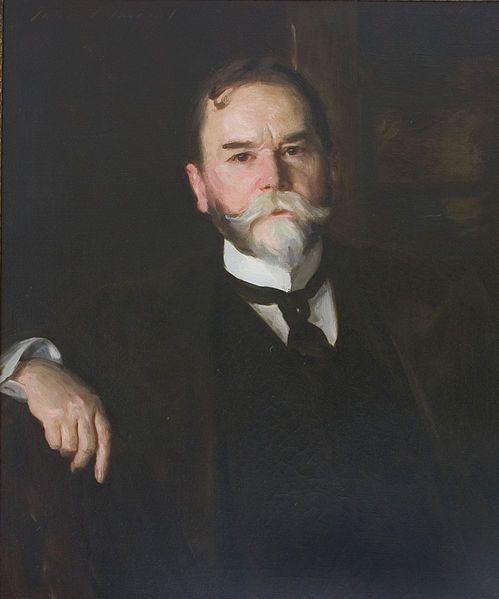 John Hay by John Singer Sargent, bef. 1905