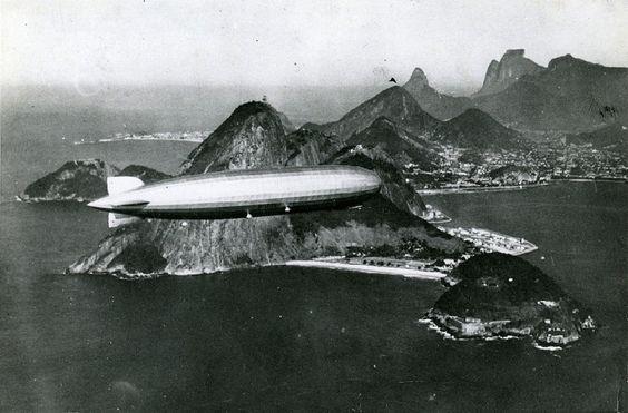 O Zeppelin | O TRECO CERTO