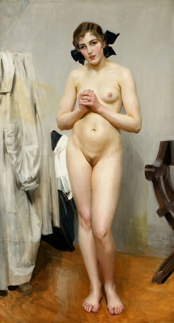 Catherine La Rose: ✿ Anders ZORN (1860-1920) ~ nude ✿