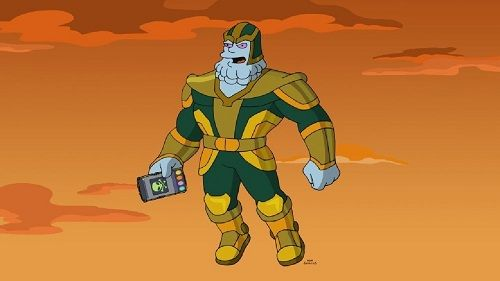 Kevin Feige To Voice Thanos In The Simpsons Avengers The Simpsons Simpsons Episodes Kevin Feige