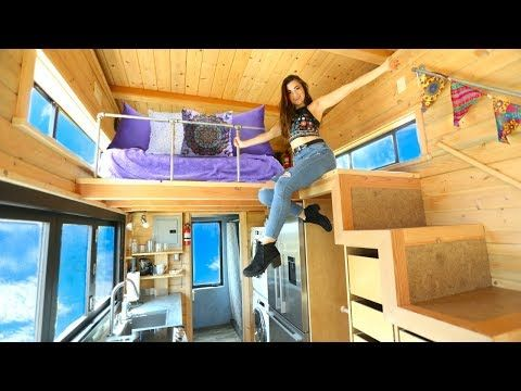 87 If I Lived In A Tiny House Youtube Best Tiny House Small House Pictures Tiny House Design