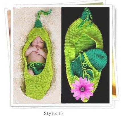 Amazon.com: Shipping/newborn/kids Baby Knitted Hat,romper,crochet Diaper Covers, Photography Props: Baby