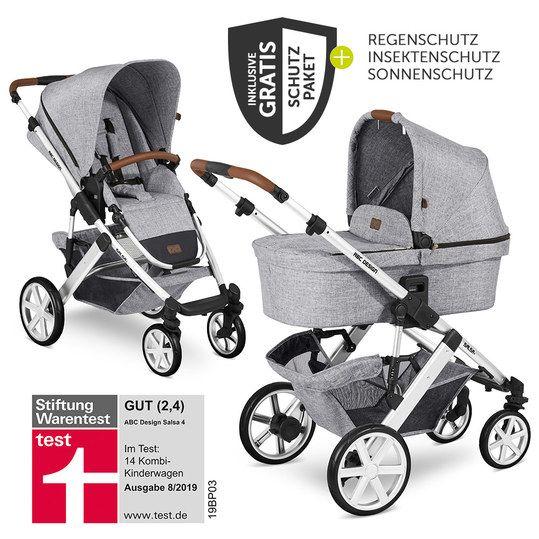 Abc Design Kombi Kinderwagen Salsa 4 Inkl Babywanne Sportsitz
