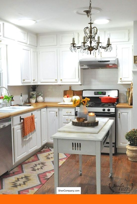 Exposed Hinges On White Cabinets And Pics Of White Cabinets And Stainless Steel Appliances Tip 895392 Kitchen Design Kitchen Refinishing White Kitchen Design