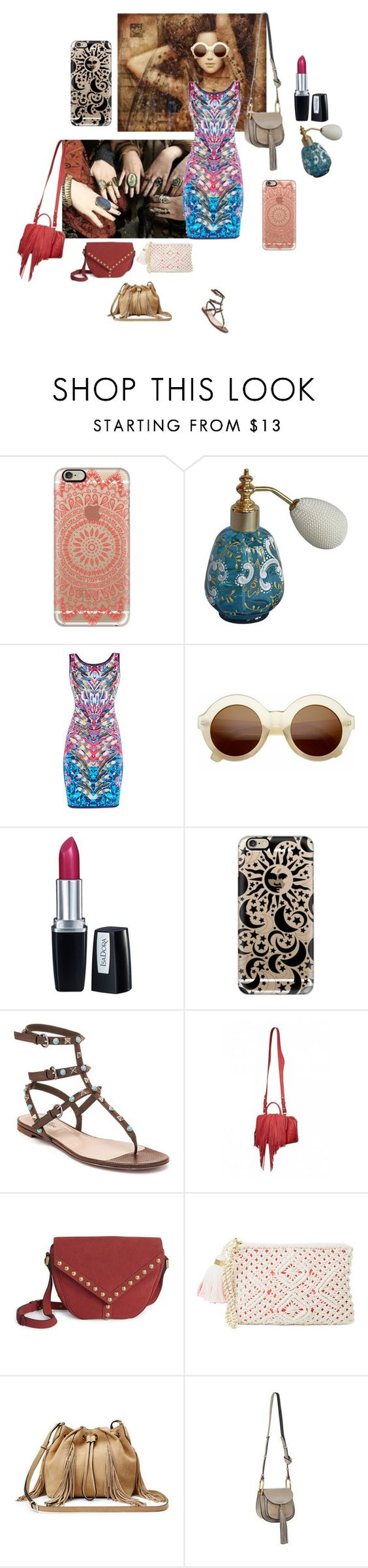 """""""🌺🌼🌺"""" by lolla-cher ❤ liked on Polyvore featuring Casetify, Hervé Léger, ZeroUV, Isadora, Valentino, The Volon, Yves Saint Laurent, Lilly Pulitzer, Diane Von Furstenberg and Chloé"""
