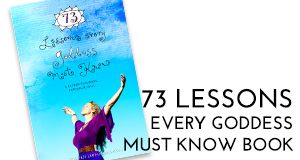 73 Lessons Every Goddess Must Know Book