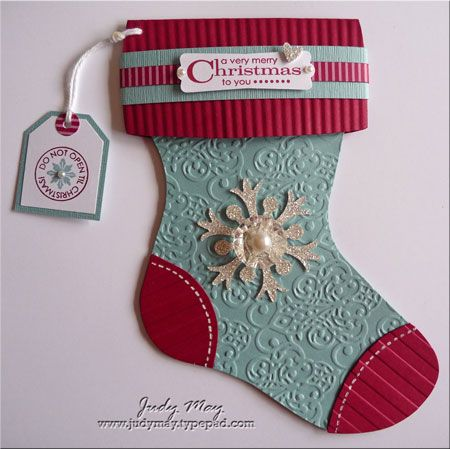 Girly_Stocking_Front Christmas Pinterest Girly gifts, Gift