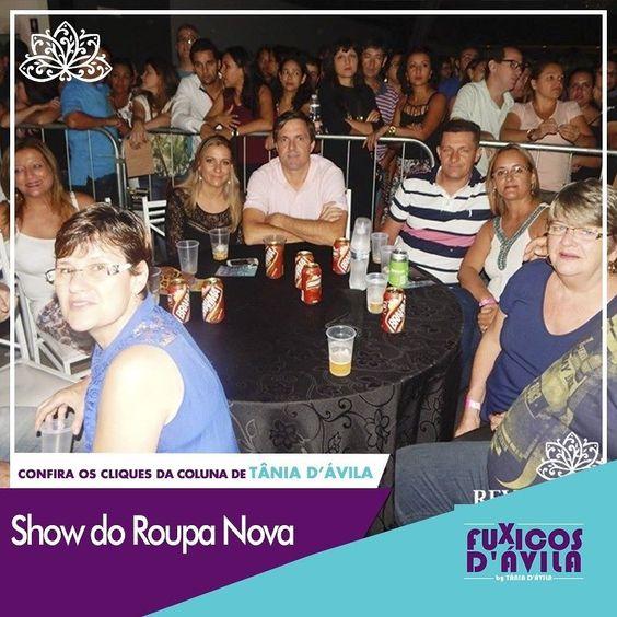 Na noite do último sábado dia 02 de abril a banda Roupa Nova abrilhantou o palco do Clube Nove de julho em Indaiatuba fazendo todo o público presente se encantar. Acompanhe os Clicks da coluna Fuxicos Davila na Revista DÁvila. http://ift.tt/1UOAUiP (link na bio).