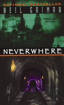 Neverwhere- Neil Gaiman