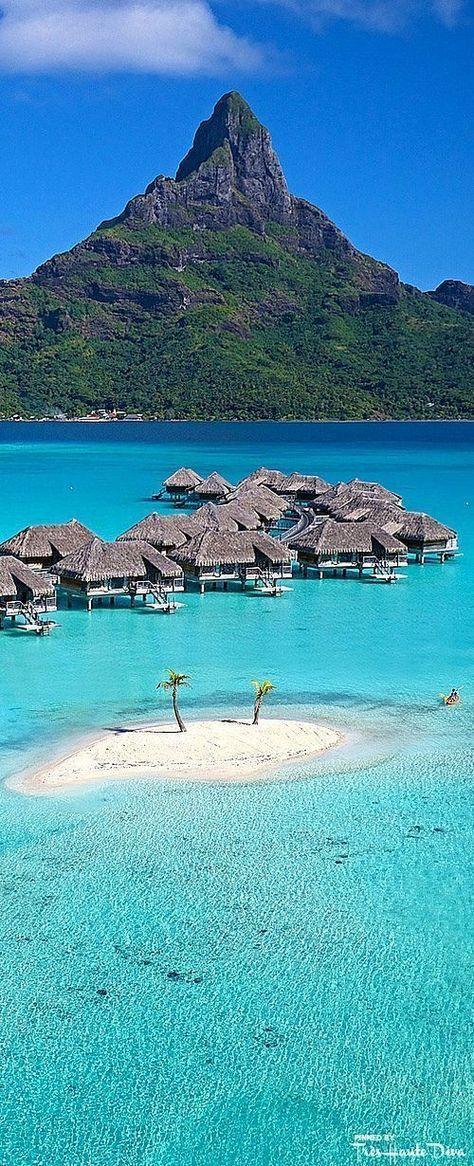 InterContinental Bora Bora Pinterest — Très Haute Diva