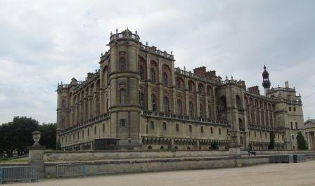 St Germain en Laye Chateau Royal Castle near Paris: Ideal Day Trip