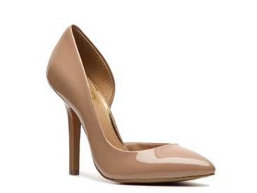 Paris Jaze d'Orsay Nude Pump #Shoe