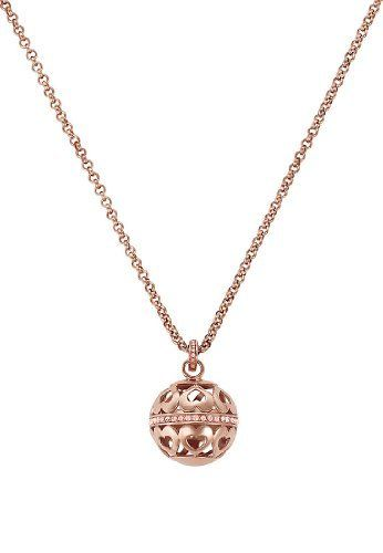 JETTE Magic Passion MAGIC BOWL Collier, Kristall, apricot, Metall nickelfrei, Modern rosé, One Size, http://www.amazon.de/dp/B00GNZTK7K/ref=cm_sw_r_pi_awdl_84AStb0FQX115