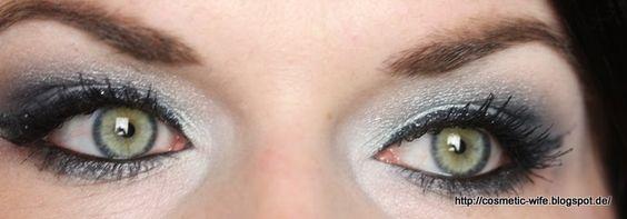 ... noch ein Make up Blog ...: Von Tanzauftritten, Gefängniskleidung und Smokey Eyes