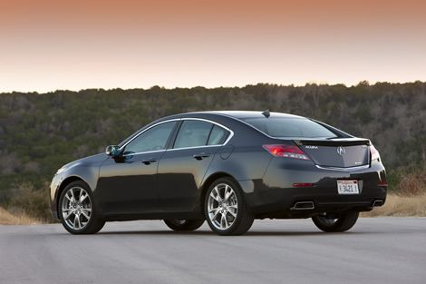 My DREAM car. Acura TL. So sexy