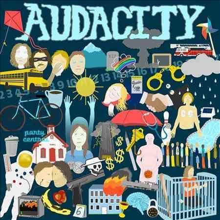 Audacity - Hyper Vessels, Red