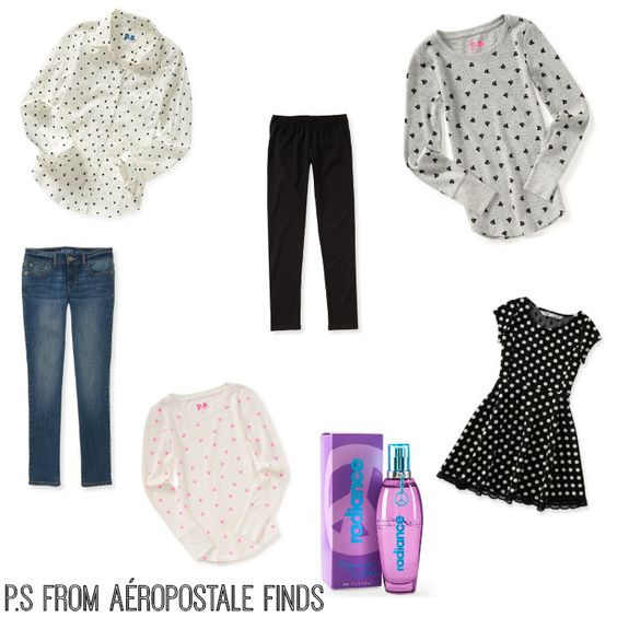 PS from Aéropostale Holiday Collection Haul! #KidsFashion #PsFromAero