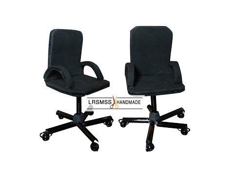 Tutorial Miniature Office Chair Office Chair Dollhouse Office
