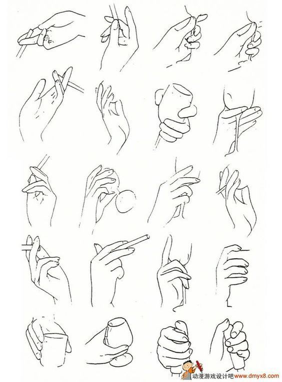 Online Drawing Lessons And Tutorials Drawing Anime Hands Anime Hands Hand Reference