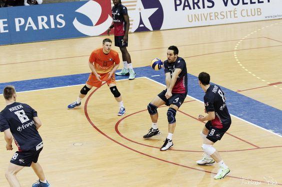 Paris Volley, Volley Ball