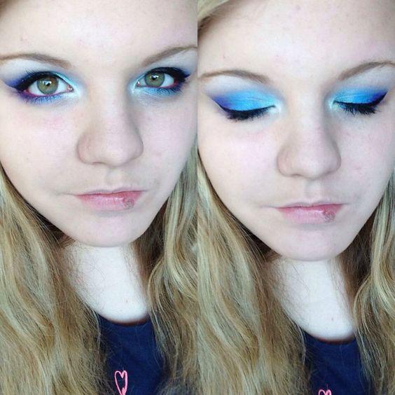 Make-Up | Beauty | blau