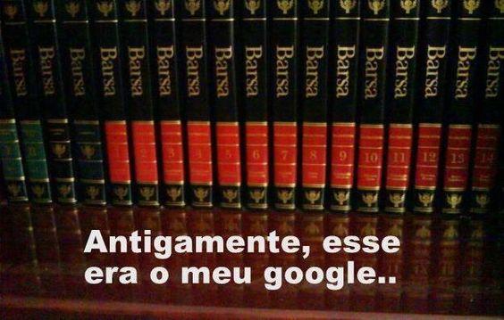 enciclopédia barsa: antigamente esse era o meu google!