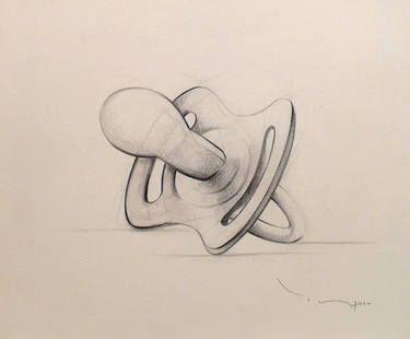 "Saatchi Art Artist Tehos Frederic CAMILLERI; Drawing, ""Tehos - Golden Age"" #art"