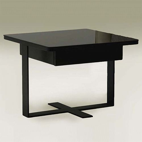 Moderno Side Table F Trunk Furniture - Small Oak Side Table With Drawers