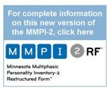 Product - Minnesota Multiphasic Personality Inventory®-2 (MMPI®-2)