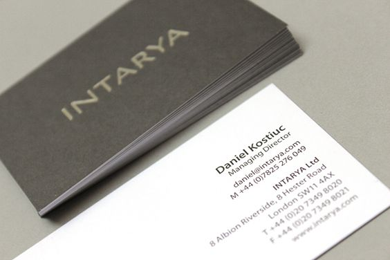 Intarya - Spectacular and acclaimed interior designers for high-end residential projects