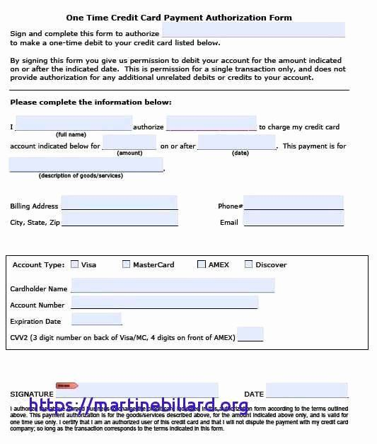 Credit Card Template Maker Unique Credit Card Authorization Form Template Word Website Credit Card Templates Credit Card Payment