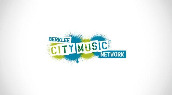 Berklee City Music Network by Stoltze Design