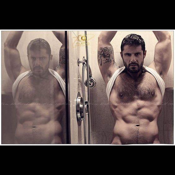 "DIEGOARNARY® on Instagram: ""One from Monday's shoot with my dear @ericbattershellphotography ! Happy Wednesday from New York. #diegoarnary #easierthanyouthink #malemodel #malephotography #success #hardwork #NewYork #shower"""