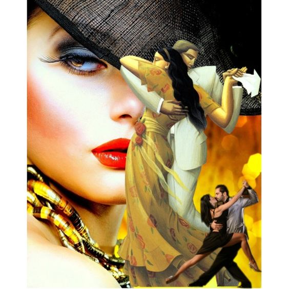 """""""tango"""" by lubime on Polyvore"""