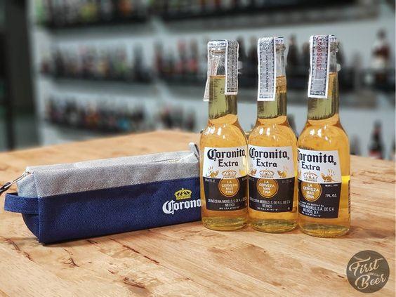 Bia Coronita nhập khẩu Mexico